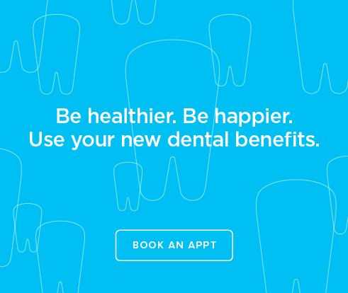 Be Heathier, Be Happier. Use your new dental benefits. - Las Vegas Modern Smiles Dentistry